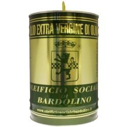 Olio extra di oliva - latta da 5L – Fruttato - Bardolino