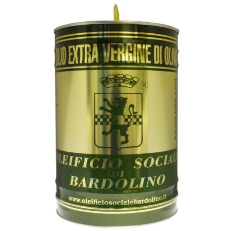 Olio di oliva - latta da 5L – Fruttato